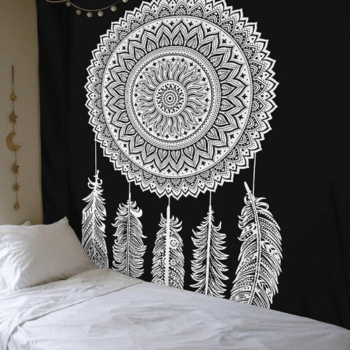 Dreamcatcher Queen Throw