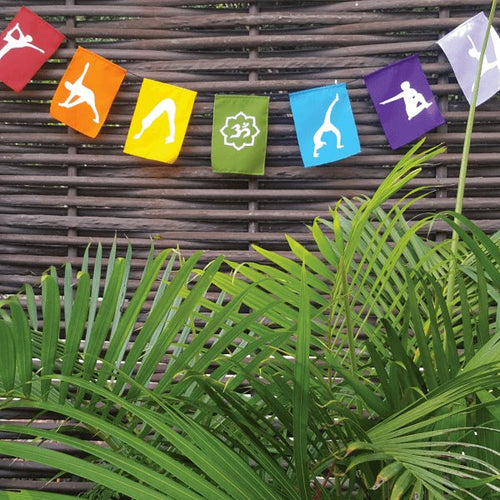 Yoga Flags - 25% OFF! - Pure People
