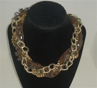 """Safia"" Necklace - KL Collection - Fashion"