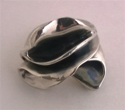 "Sterling Silver ""Veronica"" Ring"