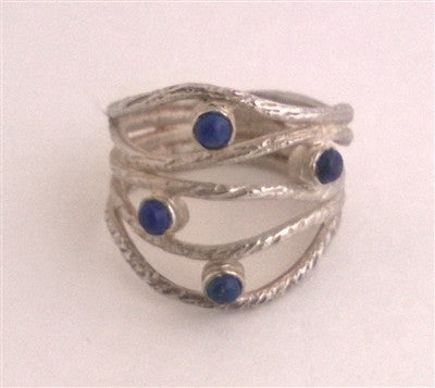 "Sterling Silver ""Taisia Ring"""