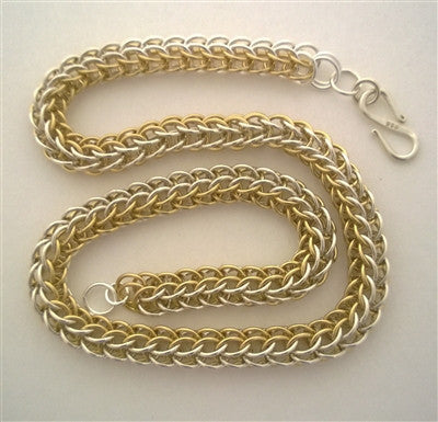 Passionate Persian Chainmaille Necklace