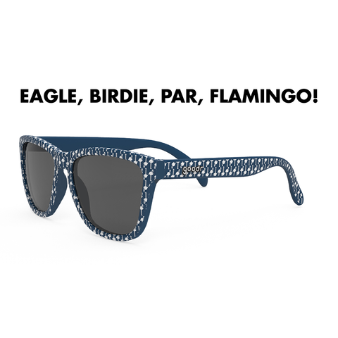GOODR EAGLE, BIRDIE, PAR, FLAMINGO