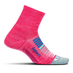 feetures ELITE LIGHT CUSHION QUARTER- QUASAR PINK