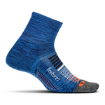 feetures ELITE LIGHT CUSHION QUARTER- NEBULA NAVY