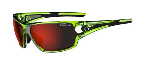 AMOK- CRYSTAL NEON GREEN/ CLARION RED/ AC RED/ CLEAR
