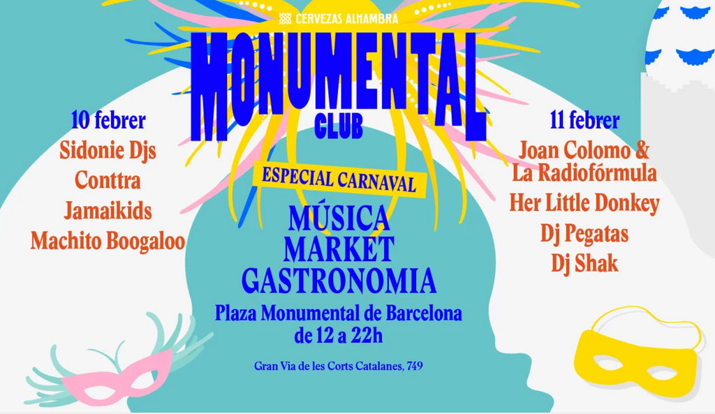 Planes kid-friendly en Barcelona: Monumental Club