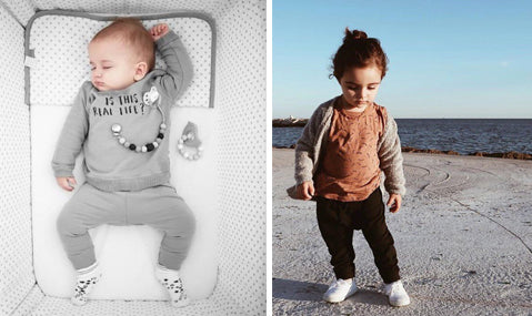 Blå Clothing Kids