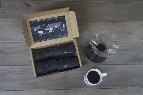 Bean Flights Box