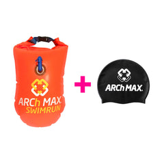 Buoy Bag  + Swimcap - ARCh MAX