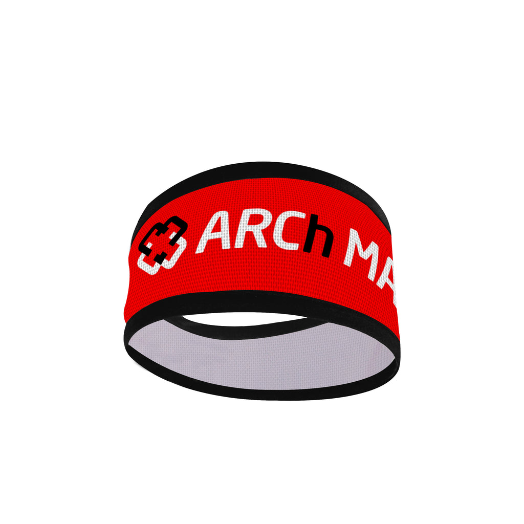 Headband Red - ARCh MAX