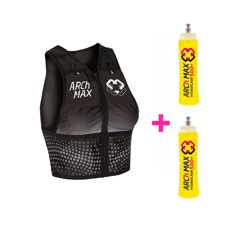 HV-6 Black Woman (2020-2021) + 2 Hydraflask 500ml