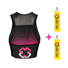 HV-6 Woman Rosa + 2 Hydraflask 500ml