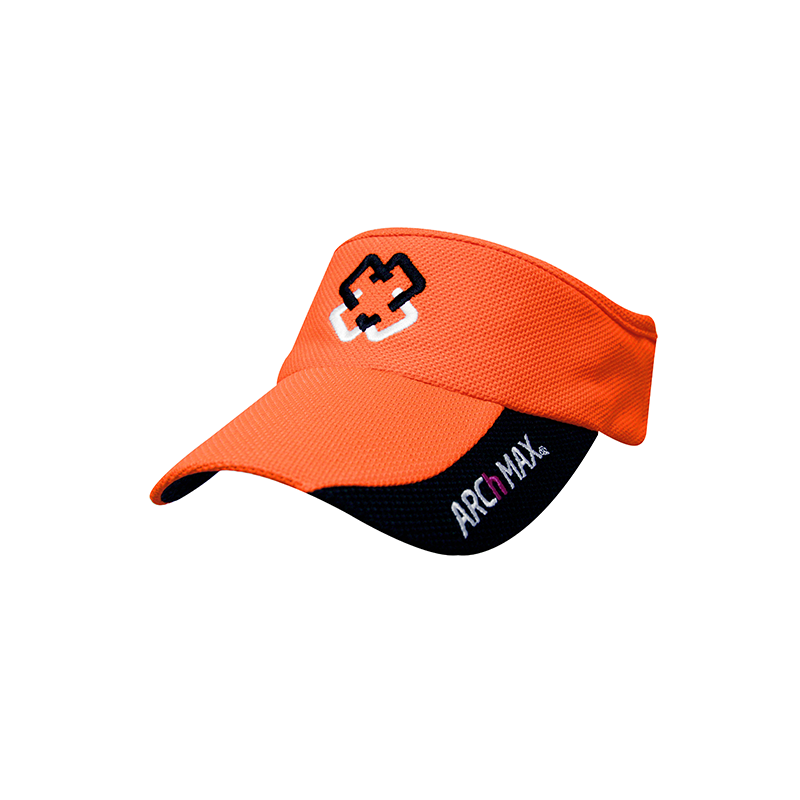 Visor ARCh MAX Ultralight Elastic - Orange
