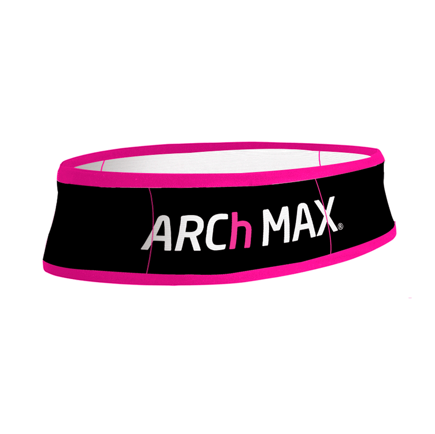 Belt Run Woman White - ARCh MAX