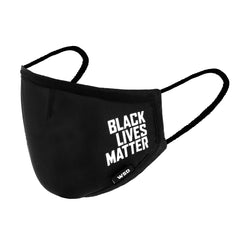Eco Mask Adultos - Black Lives Matter - 50 Lavados - European Specification CWA 17553:2020