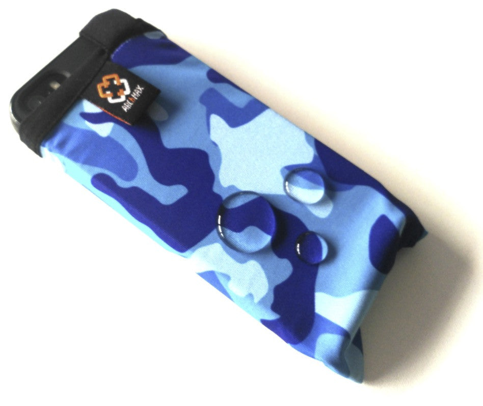 Dryphone Camo Blue
