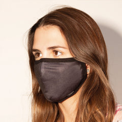Eco Mask Adultos - Black - 50 Lavados - European Specification CWA 17553:2020