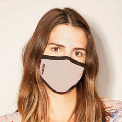 Eco Mask Adultos - Tan - 50 Lavados - European Specification CWA 17553:2020