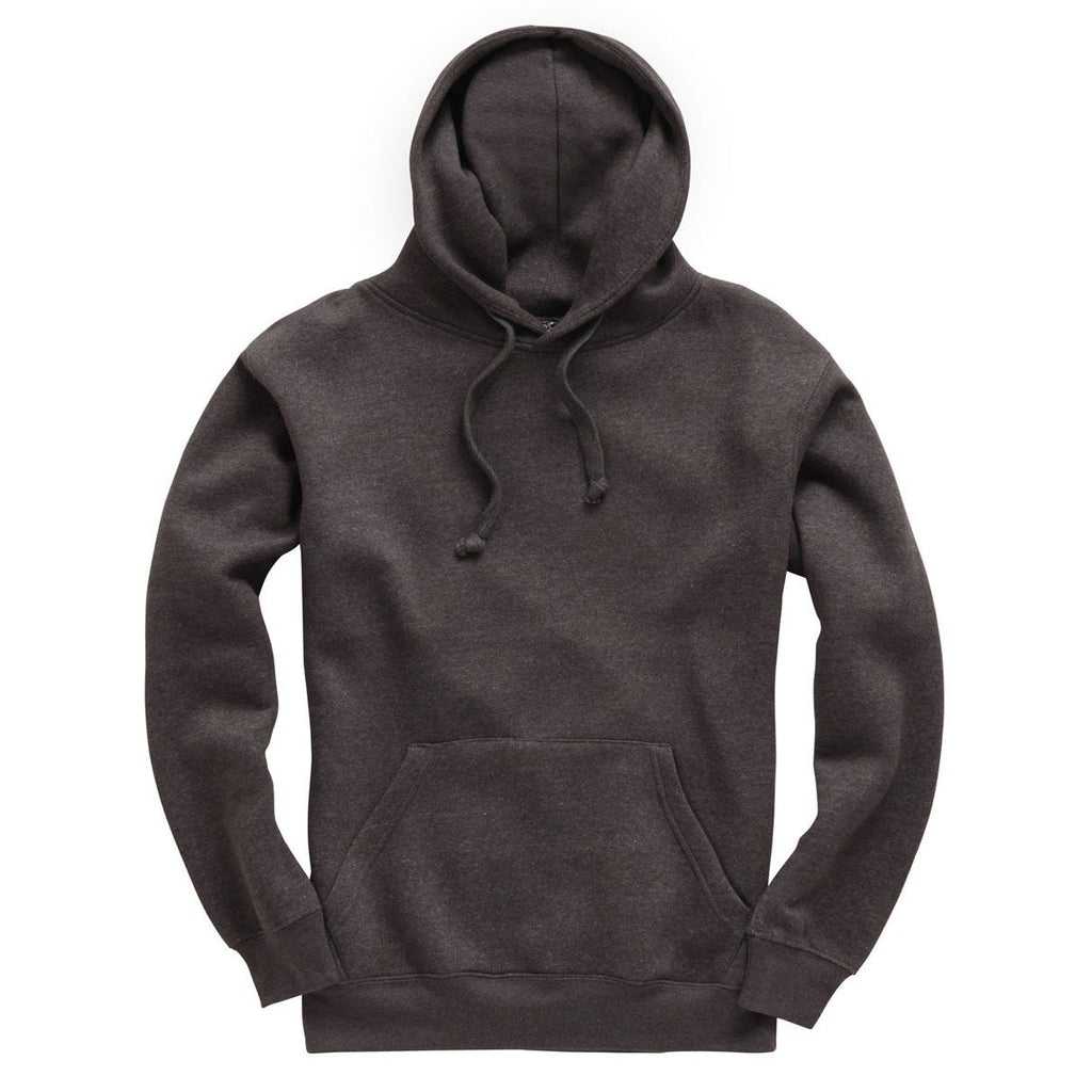 Mens Pullover Premium Hoodie - Charcoal