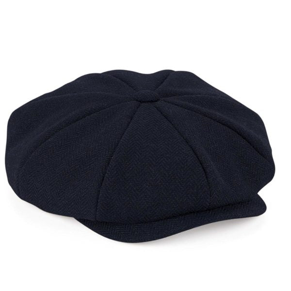 Adult Baker Boy Cap - Navy