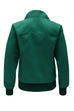 Womens Classic Harrington Jacket - Green