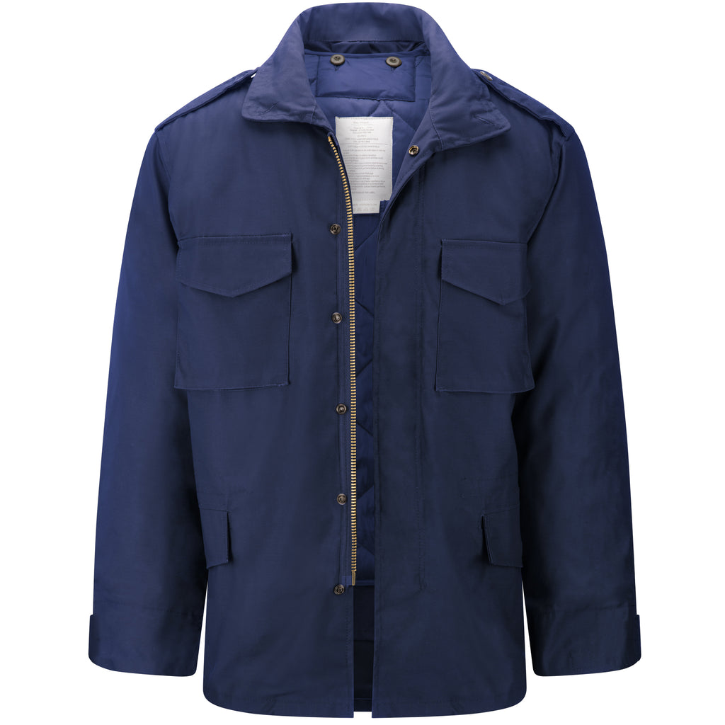 Mens M65 Field Jacket - Navy