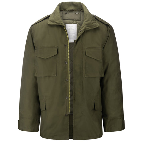 Mens M65 Field Jacket - Olive