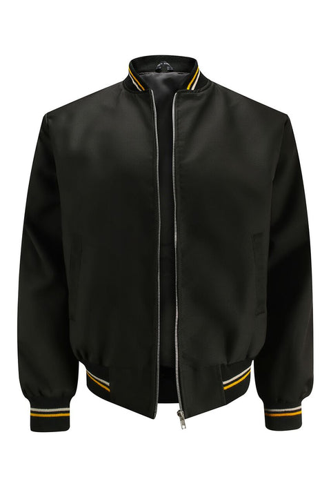 Mens Classic Monkey Jacket - Black