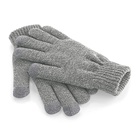 Touchscreen Smart Gloves - Grey