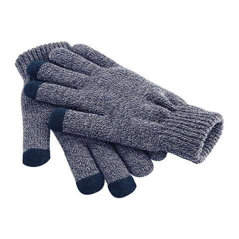 Touchscreen Smart Gloves - Navy