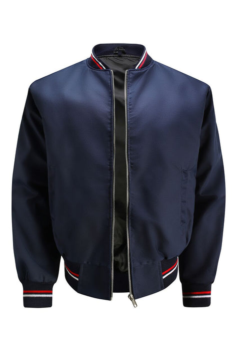 Classic Monkey Jacket - Navy