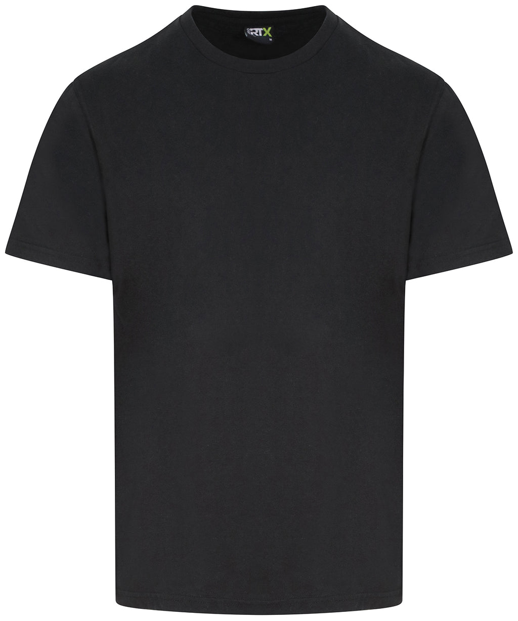 Mens Plain T-Shirt - Black