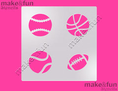 Ball cookie Stencil for chocolate covered Oreos|Kuchen Schablonen, Airbrush und Royal Icing