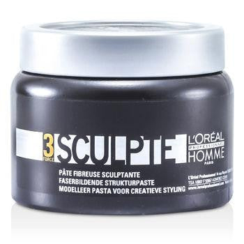 Professionnel Homme Sculpte - Sculpting Fibre Paste - 150ml-5oz
