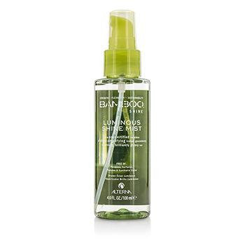 Bamboo Shine Luminous Shine Mist (For Strong, Brilliantly Glossy Hair) - 100ml-4oz