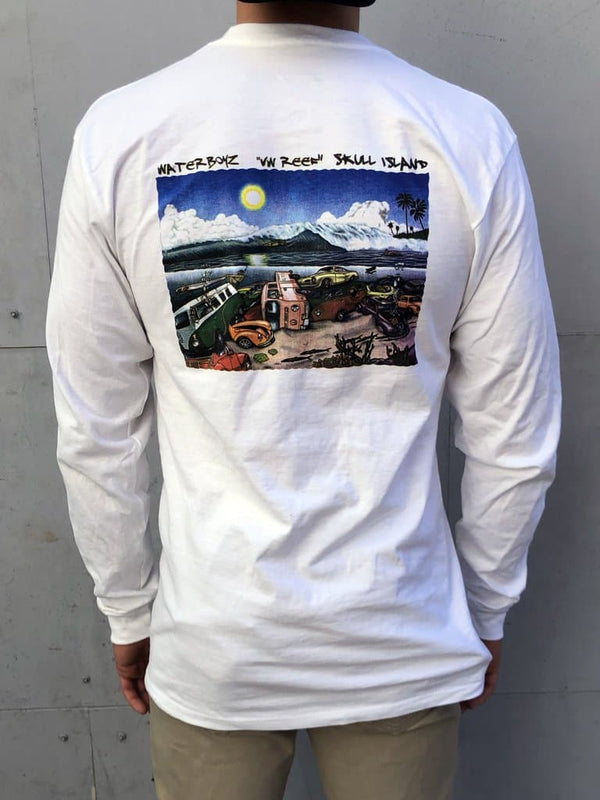 WBZ VW Reef L/S T-shirt