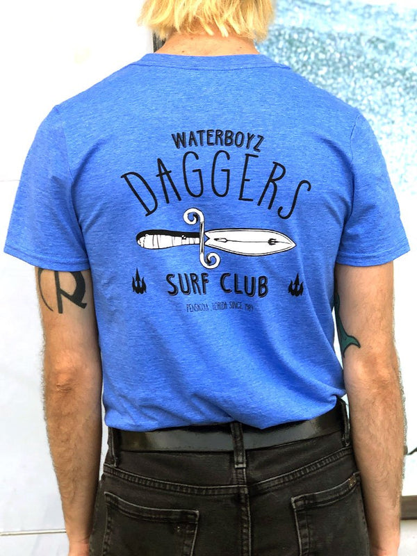 WBZ Mens Daggers Club Tee
