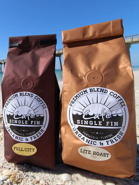 Cafe SF Premium Coffee 12oz Bag