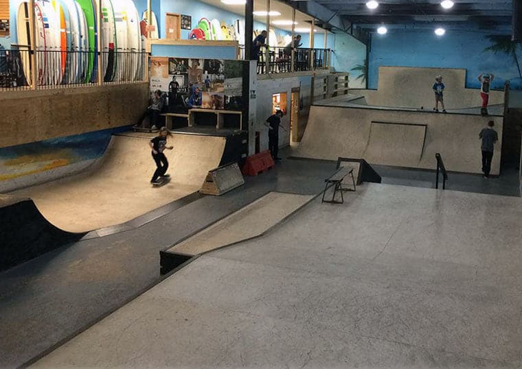 Skatepark Year Membership