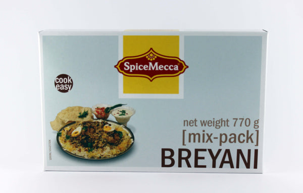 BREYANI mix-pack 770g