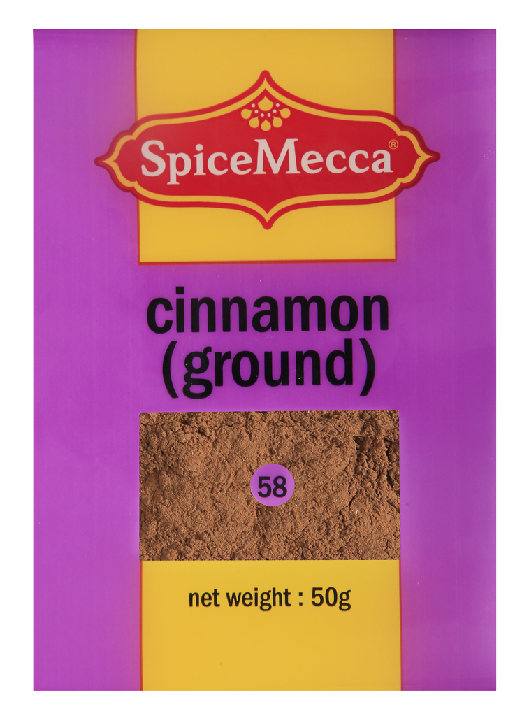cinnamon (ground) 50g