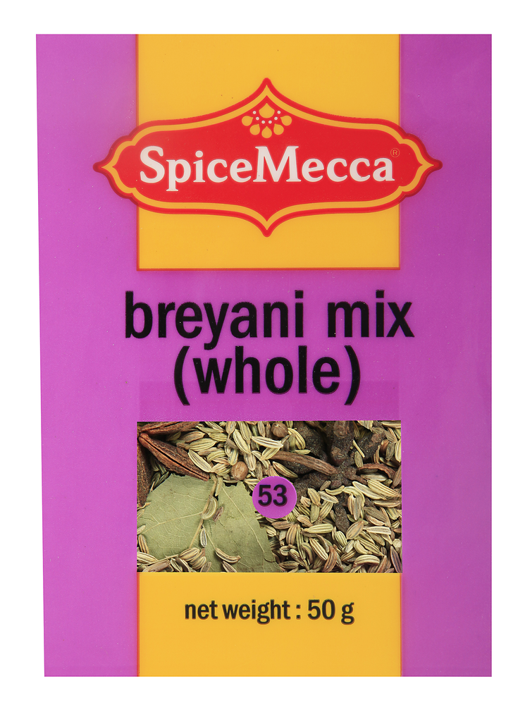 breyani mix (whole) 50g