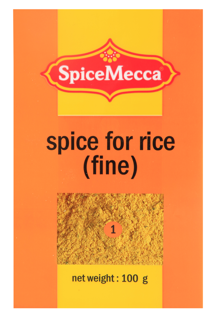 spice for rice (fine) 100g