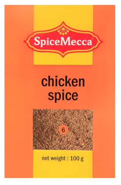 chicken spice 100g