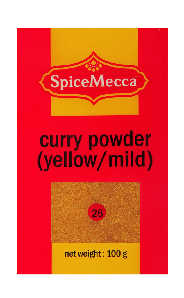 curry powder (yellow/mild) 100g