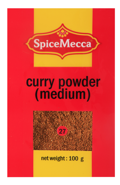 curry powder (medium) 100g