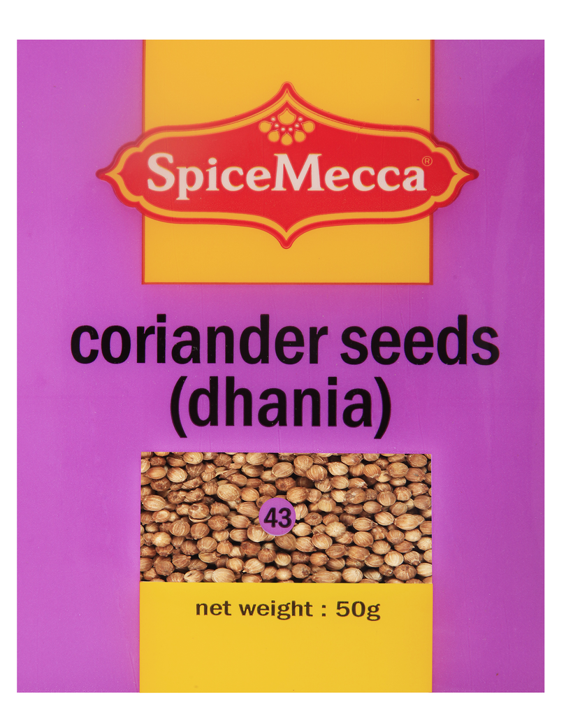 coriander seeds (dhania) 50g