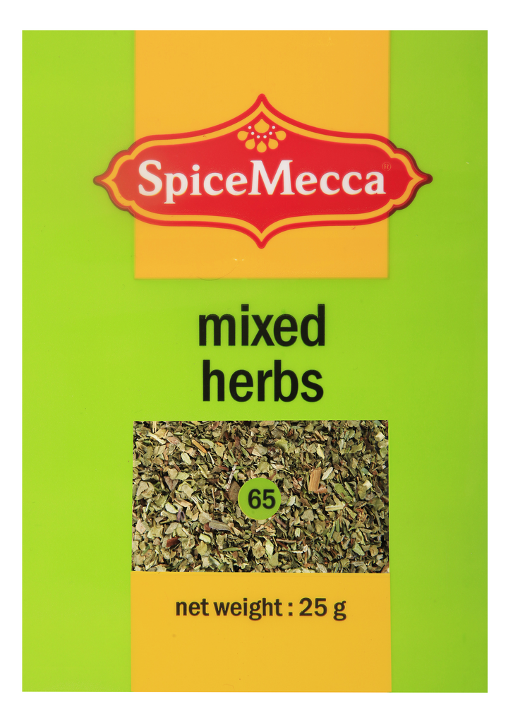 mixed herbs 25g