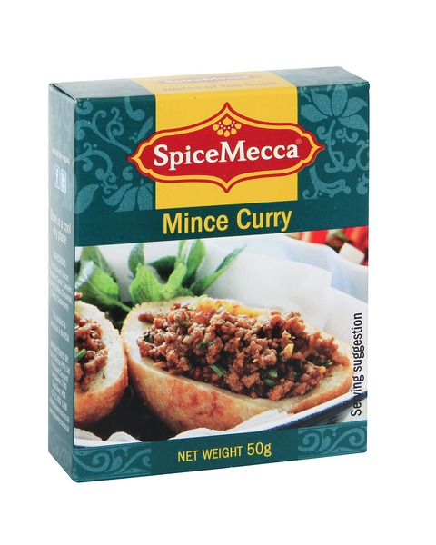 Mince Curry 50g